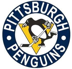 Pittsburgh Penguins retro logo