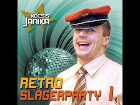 Kocsis Janika   Retro Slágerparty