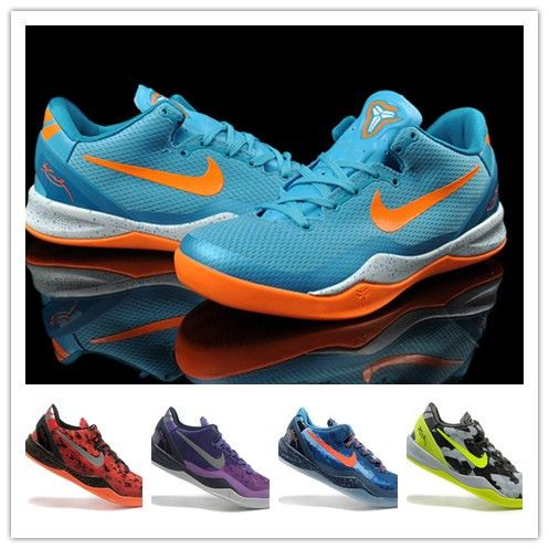 Kobe Bryant basketball shoes 8 generations eight generations breathable  shoes men boots kobe8 couple big shoes