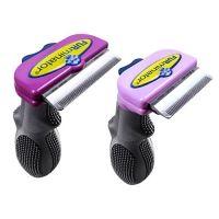 Shampooing et toilettage - Brosse Furminator poils courts chat - 25e