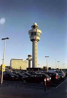 Visit an air traffic control tower