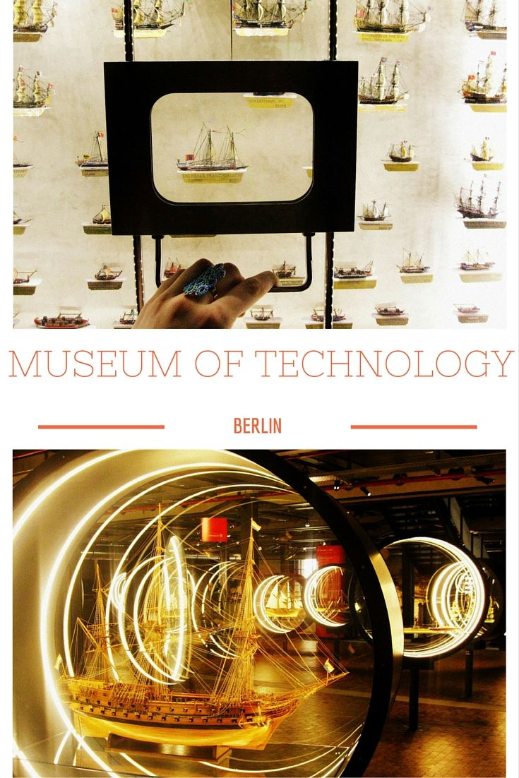 Museum of Technology Berlin Deutsches Technikmuseum Berlin Muzeum Techniki w Berlinie