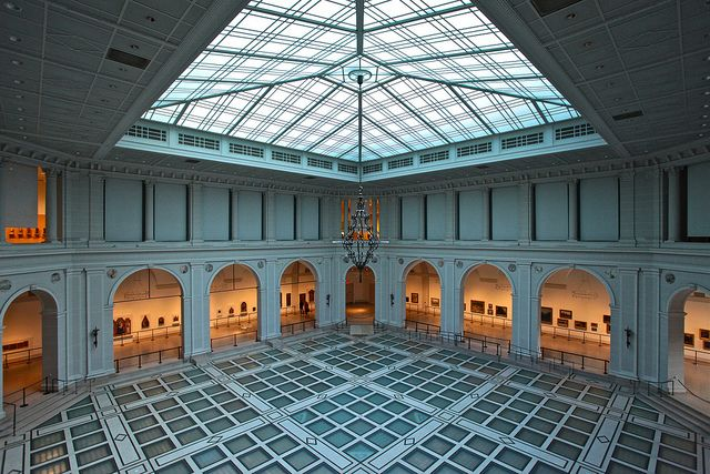 Great Hall, Brooklyn Museum of Art