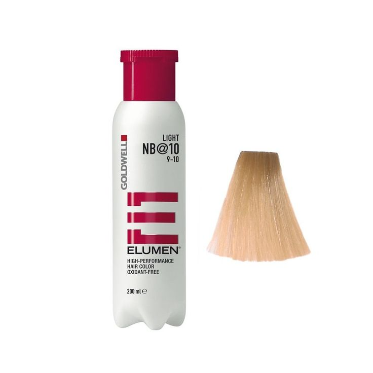 Goldwell Elumen High-Performance Hair Color 6.7 Oz - NB @ 10 *** Learn more by visiting the image link.