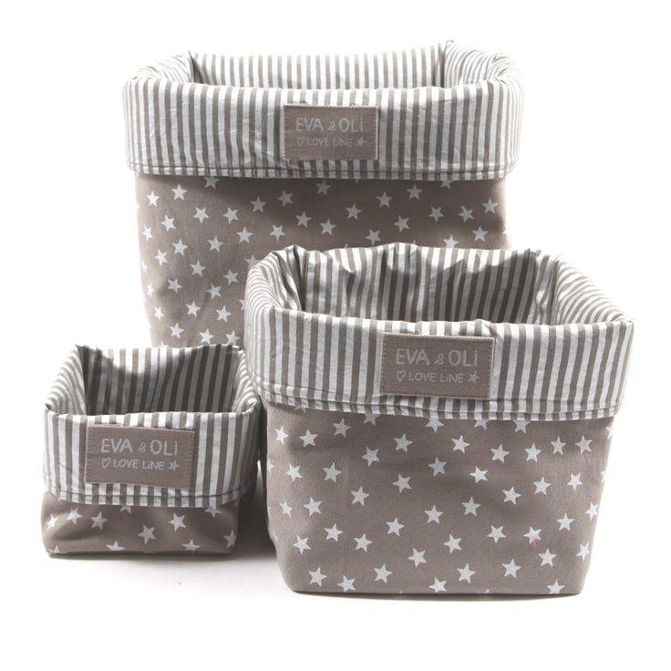 boicircte-de-rangement-gris-etoiles-argent #SalonCSF