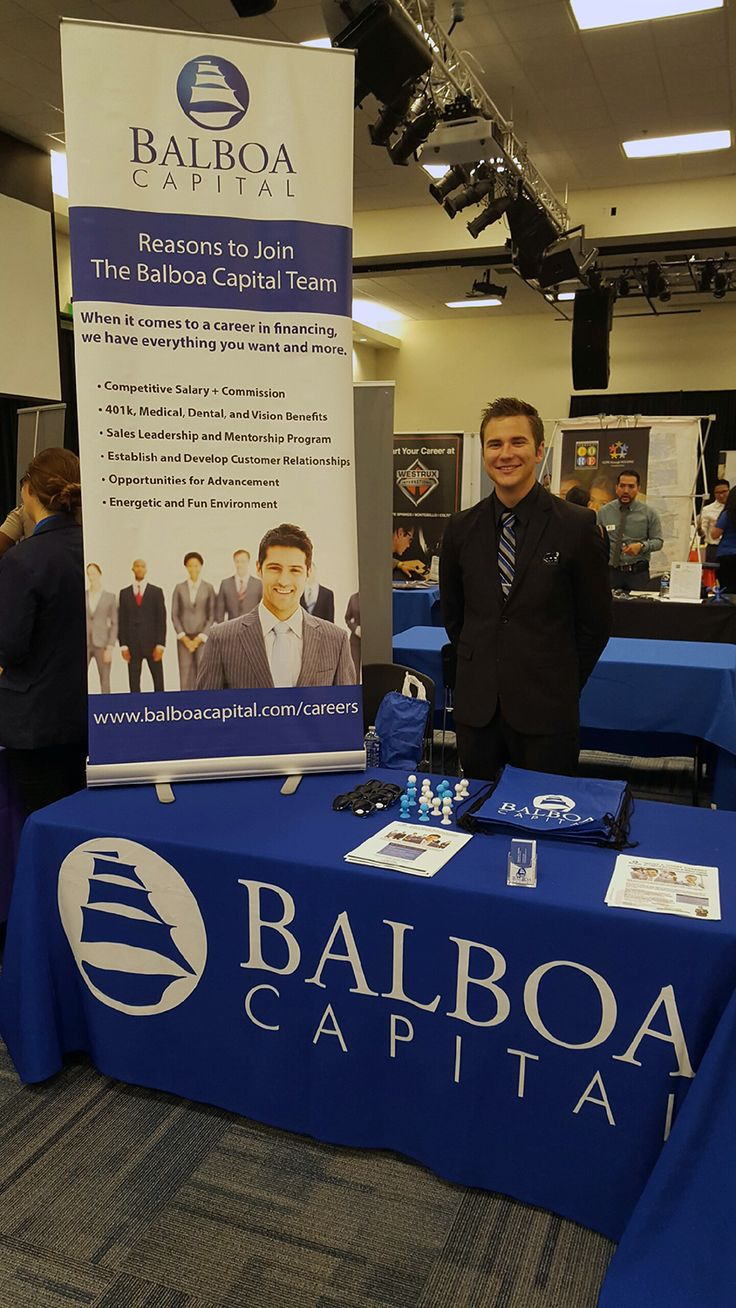 1000 images about trade shows the california one of our executive recruiters at the california state university san bernardino career day