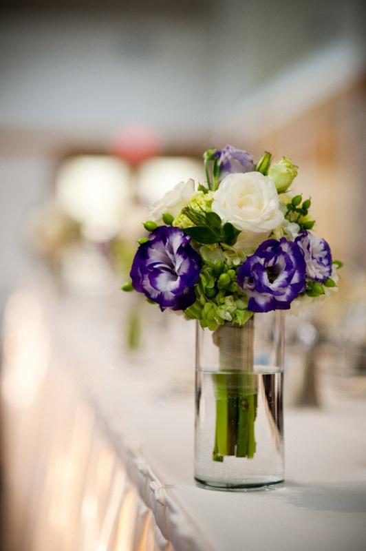 167 best Purple wedding bouquets etc... images on Pinterest ...