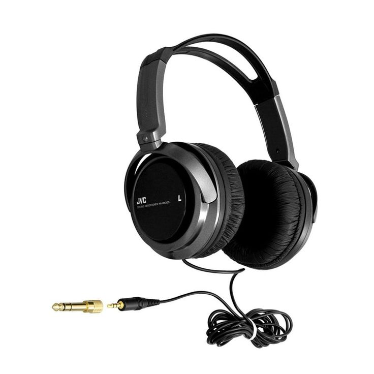 "Buy Jvc Full Size High Quality Headphones"""