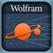 Wolfram Astronomy Course Assistant   Do you need an astronomy tool that does more than just show you pictures? Something that will actually help you with your school work? This app provides a suite of useful tools for helping you in your introductory computational astronomy course. From fact checking to formulas, this app provides a convenient resource to help you complete your homework and study for tests. Answers are computed on the fly using input values you specify.