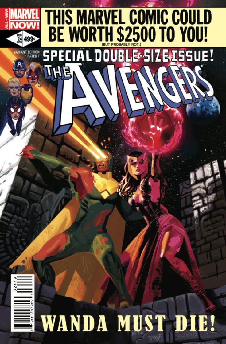 Avengers #24 - Rogue Planet - Acuna variant (Issue)