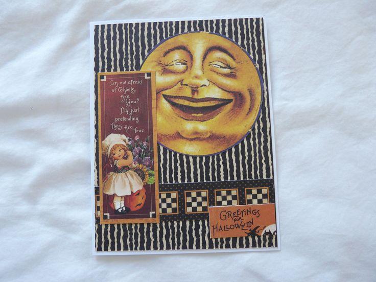 G45 Halloween card