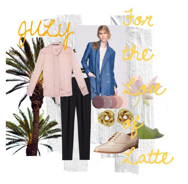 JULY by magazineboy on Polyvore featuring Haider Ackermann, Front Row Shop, Rebecca Taylor and Rebecca Minkoff
