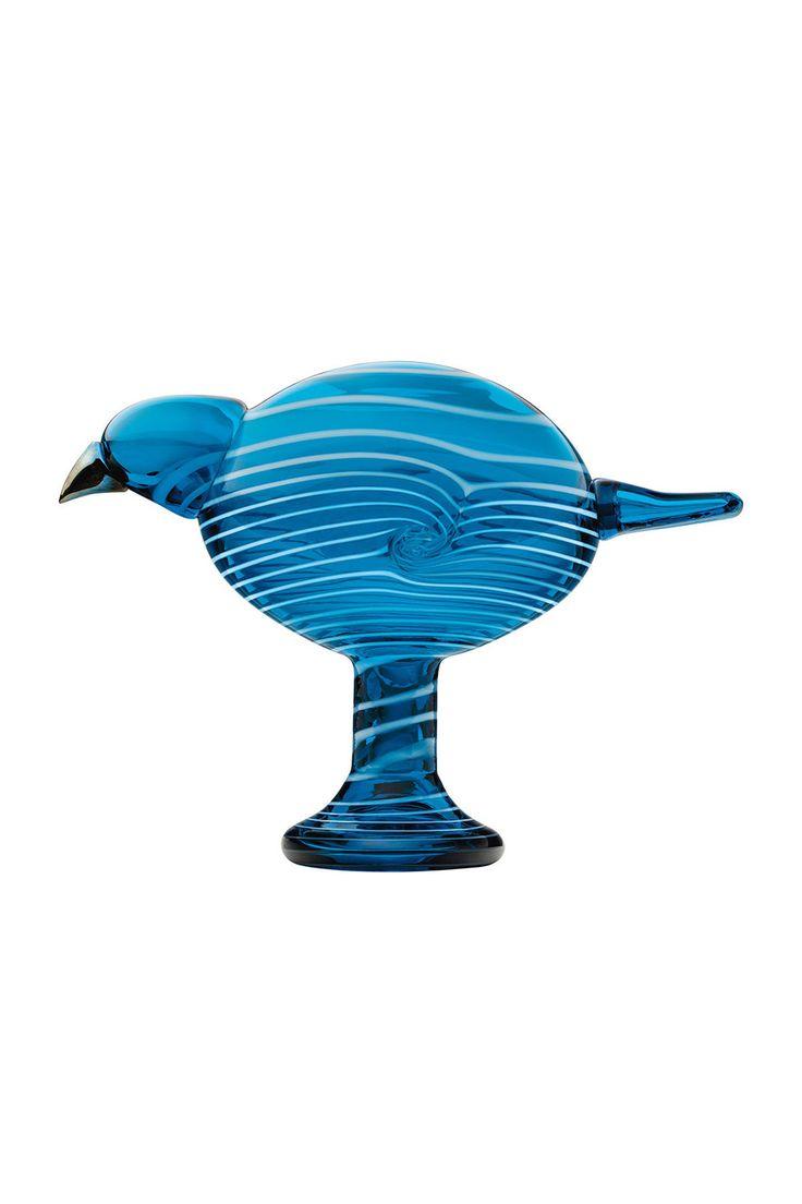 """KIITOSlife: Iittala Toikka Limited Edition """"New York"""" Bird"""