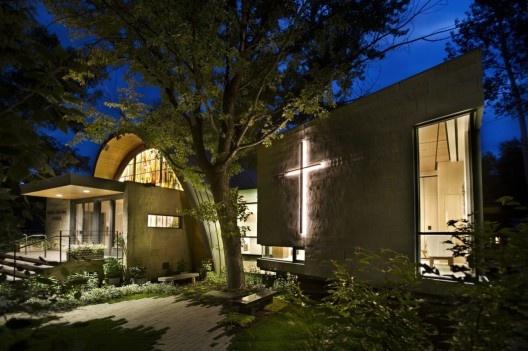 Christ Episcopal Church / Studio B Architects: Projects, Architects, Episcopal Churches, Studios, Faith, Christ Episcopal, American Chapels Churches, Architecture, Photo