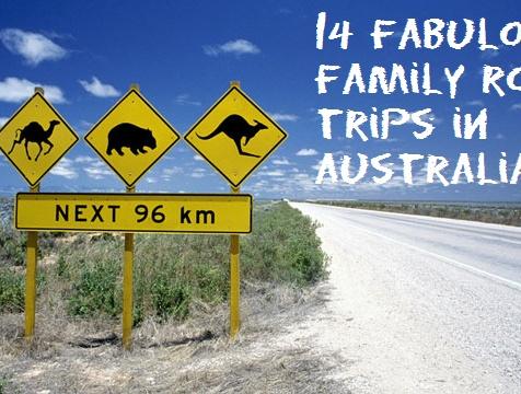 14 fabulous family road trips in Australia