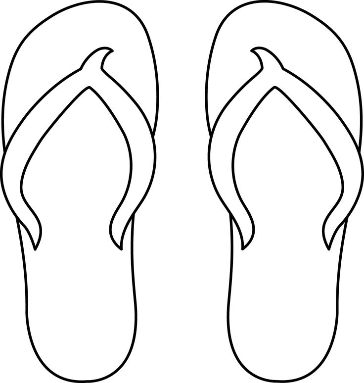 Colorable Flip Flops