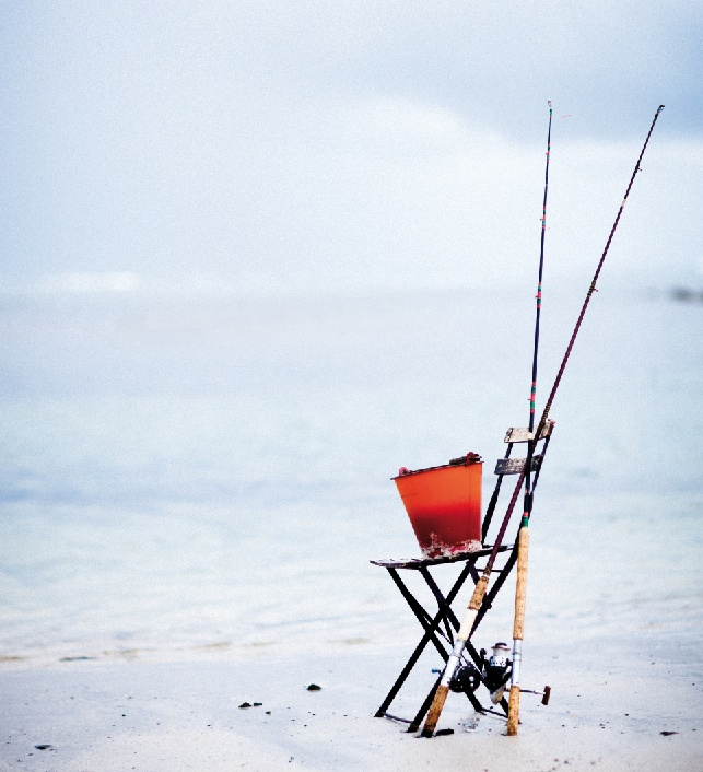 """THE FISHING SPOT    Captured by Dawie Verwey. """"#Fishing is much more than #fish"""", said Herbert Hoover. """"It is the great occasion when we may return to the fine simplicity of our forefathers."""" We couldn't agree more."""