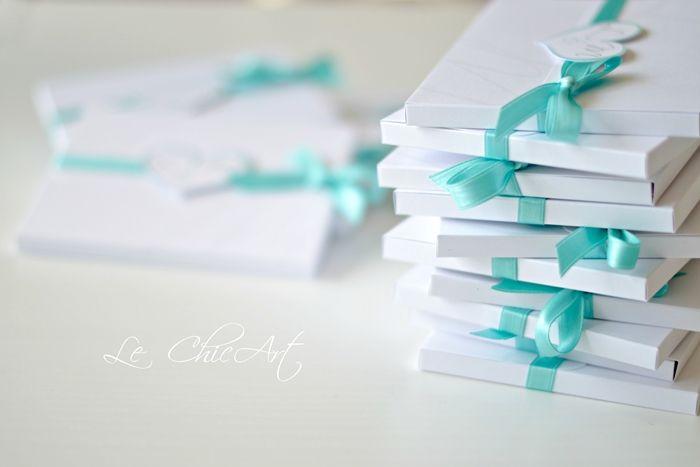 Partecipazione matrimonio Tiffany