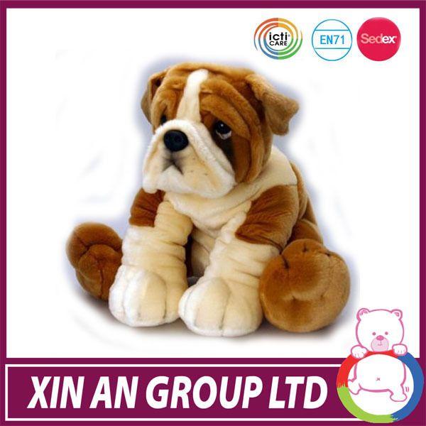 Wholesale ICTI and Sedex audit customed cute plush toy bulldog,$ 6.67 PlushDogShanghai China (Mainland).Source from Shanghai Xin An Import & Export Co., Ltd. on Alibaba.com.