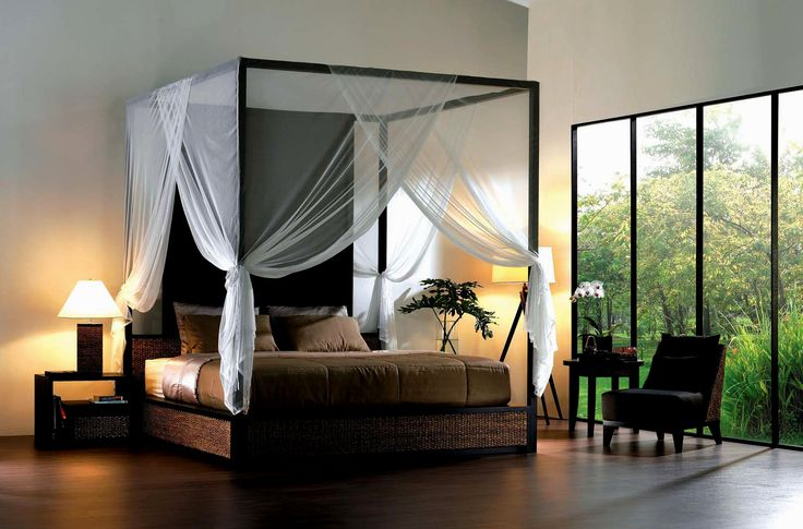 Modern Canopy Bedroom Sets - http://behomedesign.xyz/modern-canopy-bedroom-sets/