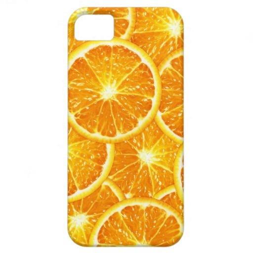 Orange Slices iPhone 5 Covers