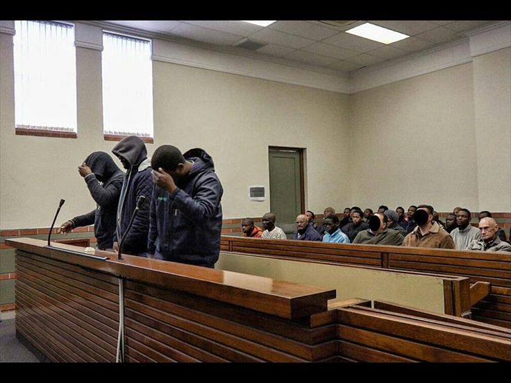 The rhino poaching trio, commonly known as the Ndlovu gang, who are described as a highly-organised poaching syndicate were rearrested on May 31 as they exited the Grahamstown court house following a separate poaching case.