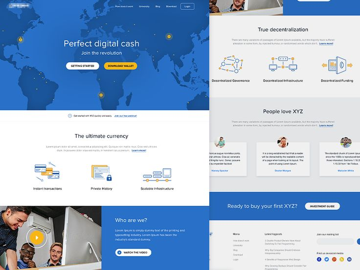 Digital currency - full page by Piotr Kmita for EL Passion