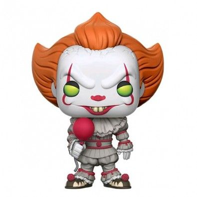 Funko It (2017) - Pennywise with Balloon Pop! Vinyl Figure