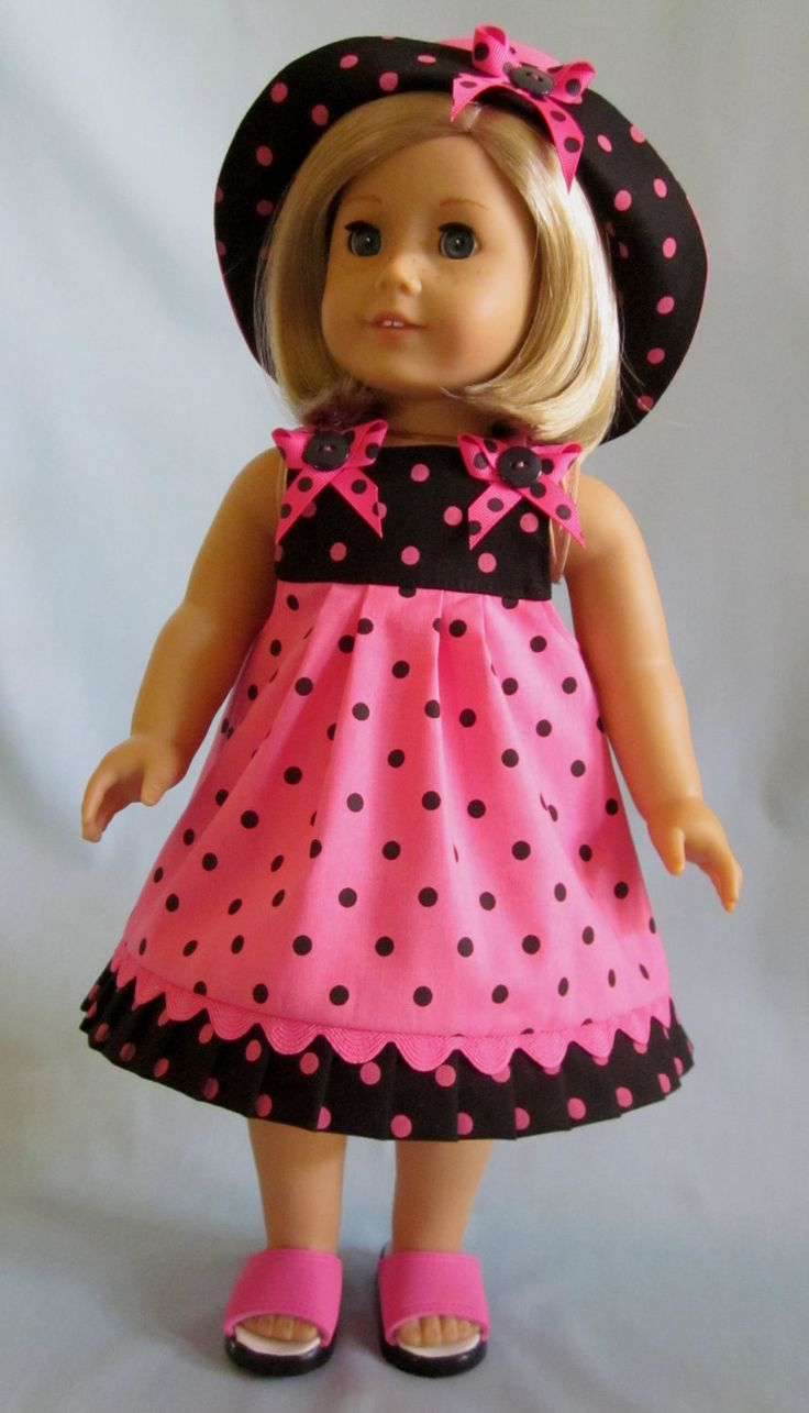 Doll Clothes Patterns By Valspierssews Review Of American: 1699 Best Images About All Dolled Up On Pinterest