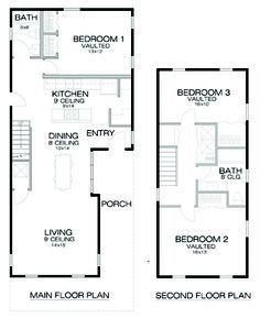 17 best images about shot gun house on pinterest house for 2 bedroom shotgun house plans