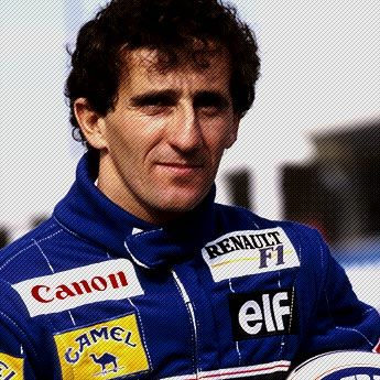 Once an advocate for Ayrton Senna, then a teammate, Prost soon became Senna's rival then became a bit obsessed with him.  He just couldn't beat Senna. He openly resented and privately was jealous of his brashness, talent and charisma.  He felt Senna was dangerous and ridiculed his mysticism about racing.  It was only after Senna died that he seemed to honor this reluctant friendship and his jealously matured into a genuine respect and recognition of greatness.