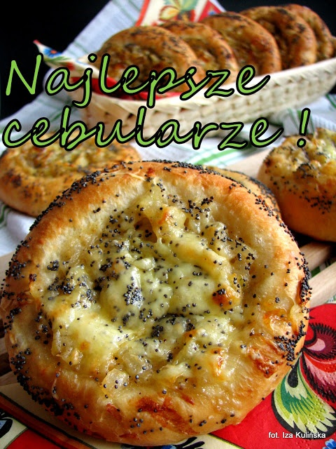 Smaczna Pyza: Najlepsze cebularze - http://smacznapyza.blogspot.com/2013/01/najlepsze-cebularze.html