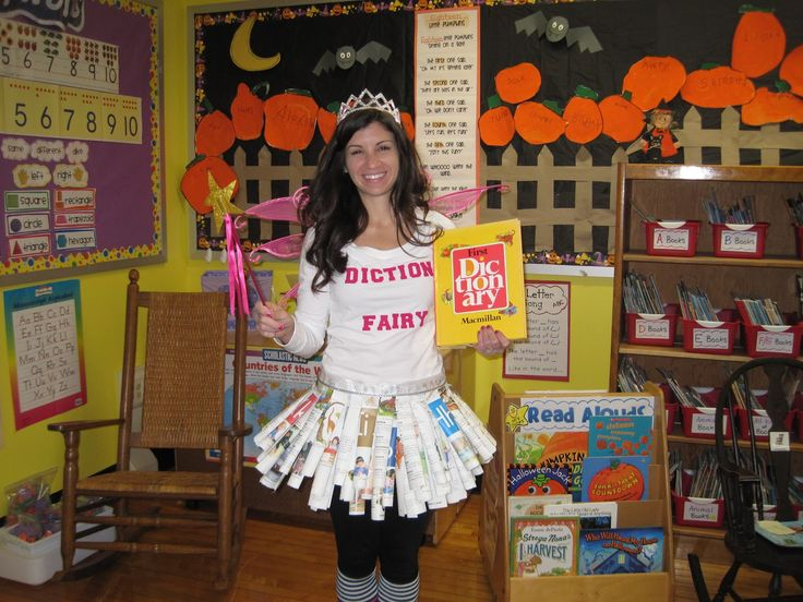 dictionfairy costume google search teacher costumescute costumeshalloween - Cute Halloween Costumes For School