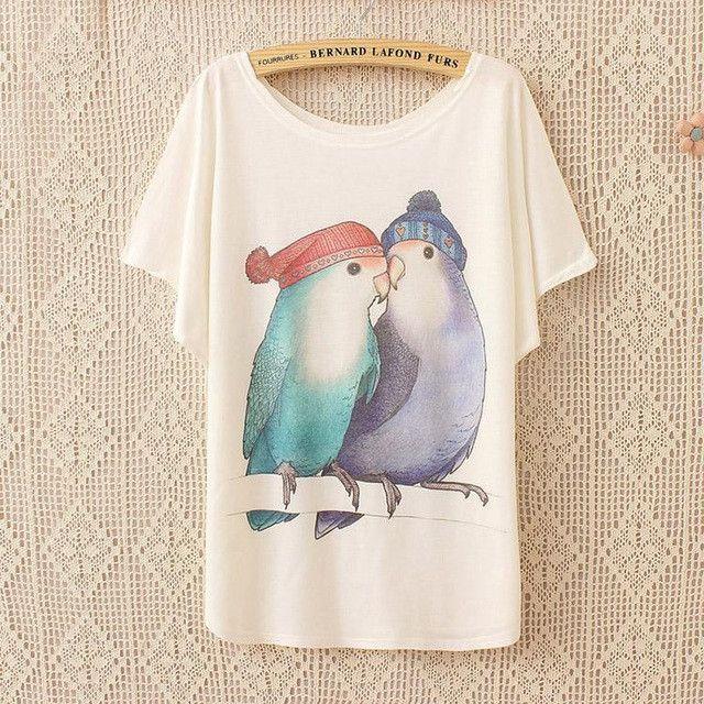 *Online Exclusive* Ice Cream Print T-Shirt