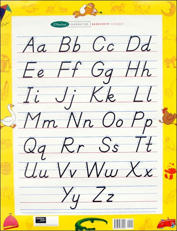 Nealian Handwriting | Cool Kids Learning Ideas/Tools | Pinterest