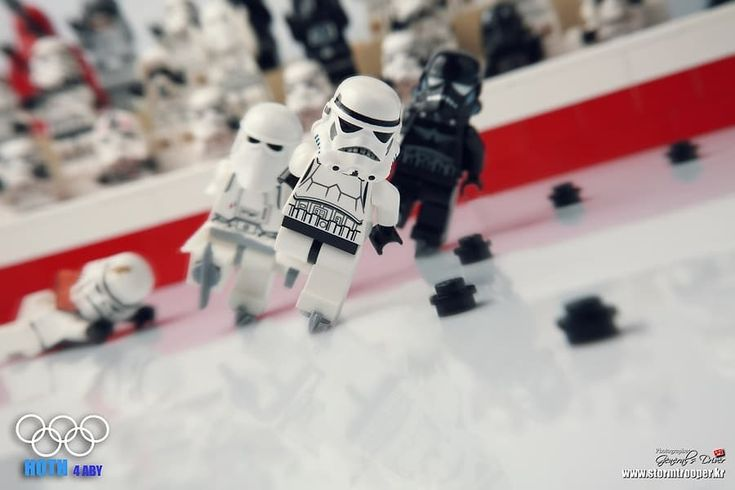""" Imperial short track racing"" (제국의 쇼트트랙 경기)  #stormtrooper #sandtrooper #starwars  #lego #대한민국 #평창 #pyungchang #olympic #평창올림픽 #shorttrack #disney #스톰트루퍼 #레고스타워즈 #레고 #미니피규어 #스타워즈 #레고스타그램 #토이스타그램 #디즈니"