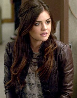 Lucy Hale - Aria