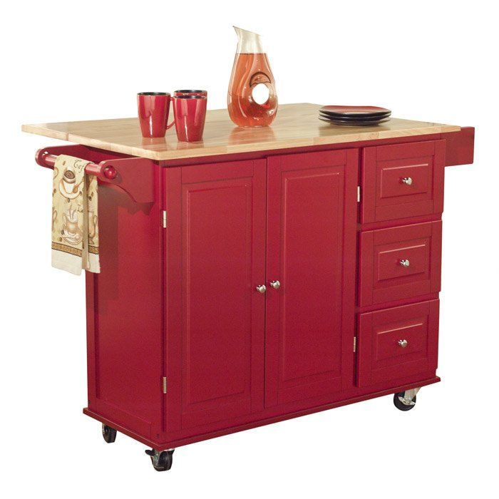 Best Hardiman Kitchen Cart With Wood Top Fashion Ideas 400 x 300
