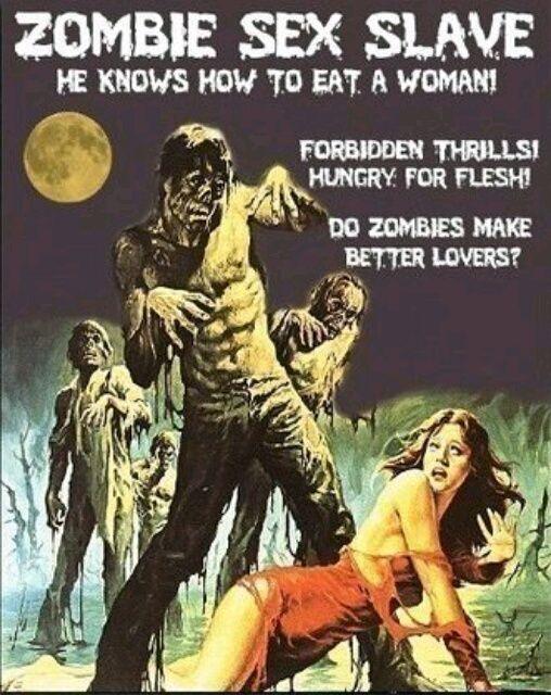 Зомби и секс фото 305-992