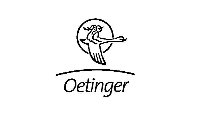 Oetinger Logo #logo #logotype #mark #brand #identity #id #symbol #enblem