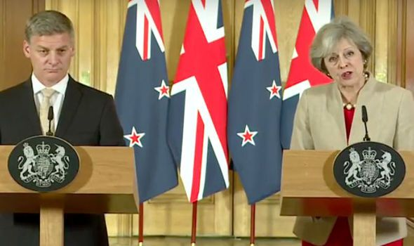 New Zealand can't wait to sign new trade deal and talks have already begun. If you had lived in NZ for a while you would understand why the EU is the worst thing to have ever happened to the UK. NZ is a free sovereign country, freely trades with the world, is not a member of any restrictive trade organisation like the EU, has UK laws, more or less. Has none of the problems that the Liberal Libtard EUrophiles have imposed on the UK, etc., etc., etc. Check out facts in Wiki. jp.