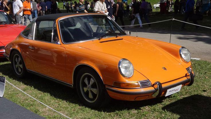 Stand del Porsche Club, impresionante muestra en honor a los 50 años del 911!