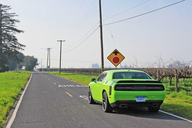 2015 Dodge Challenger R/T Scat Pack • CF Blog