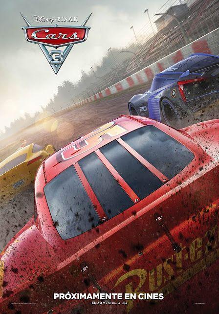 Disney Fan Collector: Nuevo póster de Cars 3