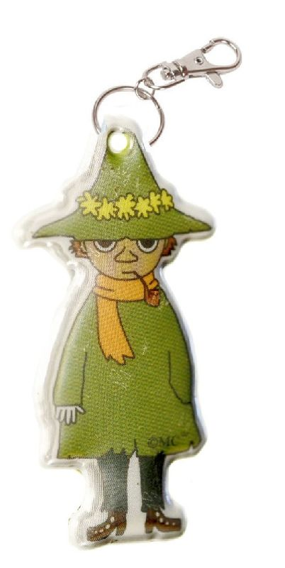 Moomin Snufkin reflector