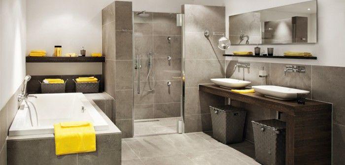 mooie badkamer... Alleen nu nog de ruimte...