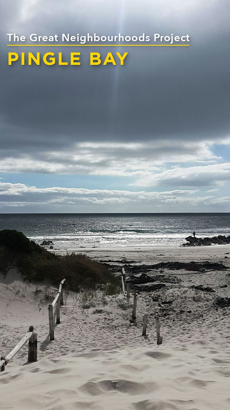 We love Pringle Bay because you can take long walks on the beach (http://www.rawson.co.za/neighbourhoods)