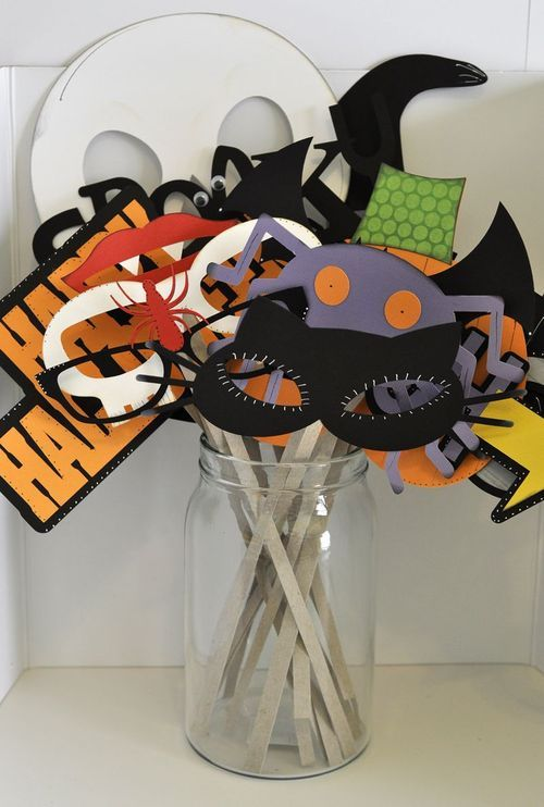 This HALLOWEEN PHOTO BOOTH PROPS SET is part of this weeks cyber monday sale for  AUGUST 4TH 2014 - SALE ENDS AT 11:59PM