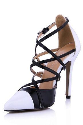 Sapatos de Salto Fivela Salto agulha Festas