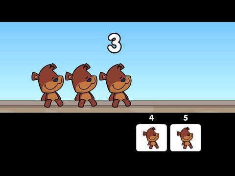 Five Brown Teddies ($2.99) Touch the screen to play this popular counting song which reinforces early number skills. Count up from zero to five as the brown teddies sing along to the catchy tune. Also 2 counting activities to reinforce counting up from zero to five. Images are simple and bright and are ideal for children with special needs who may find visual discrimination difficult. Switch access for one or two switches is included. Switches can be connected via a Bluetooth switch…
